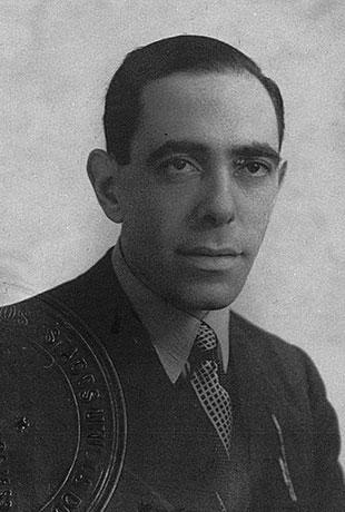 Otto Maria Carpeaux (Otto Karpfen)