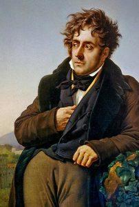 François-René de Chateau-briand